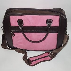Mobile Edge Laptop PC Bag Special Edition Pink